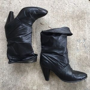 Zodiac | Vintage Heeled Boots